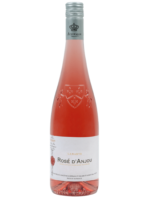 2015 Ackerman Loire Valley Rose d'Anjou