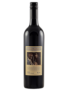 Binder Mitchell Gunslinger Shiraz