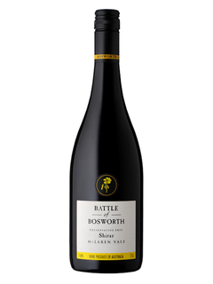 Battle of Bosworth Organic Shiraz
