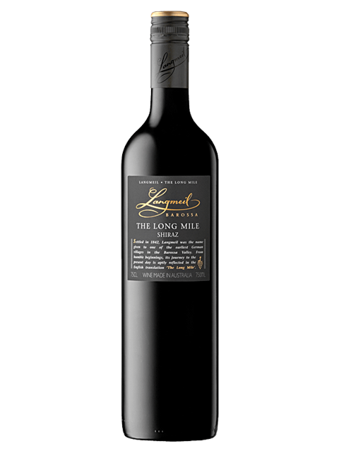 2015 Langmeil The Long Mile Shiraz