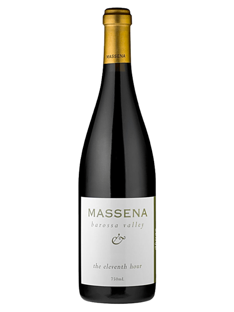 2015 Massena The Eleventh Hour Shiraz