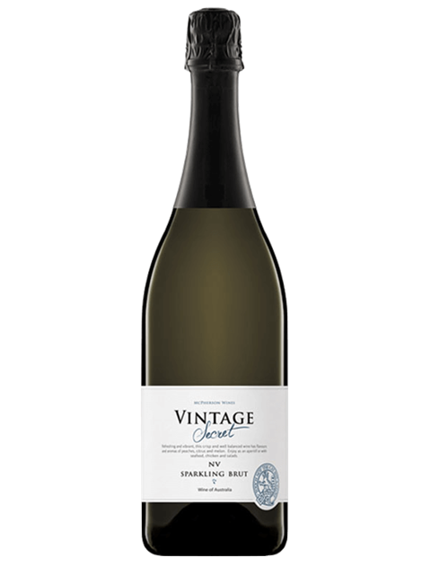 NV McPherson Wines Secret Vintage Brut