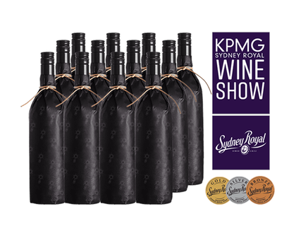 Sydney Royal Wine Show All Medal Winning Mixed Reds and Whi