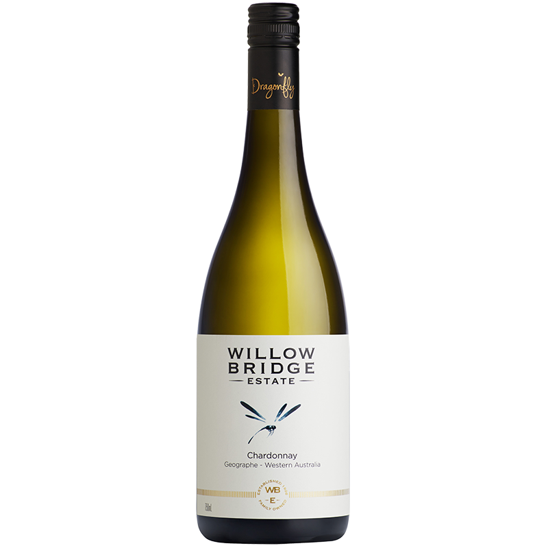 2019 Willow Bridge Dragonfly Chardonnay