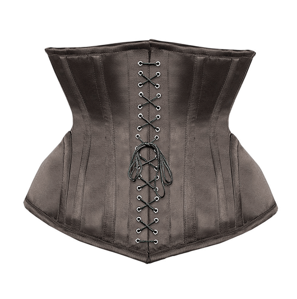 Is it easy to wear a front lace Waist Trainer?| Organiccorsetusa.com
