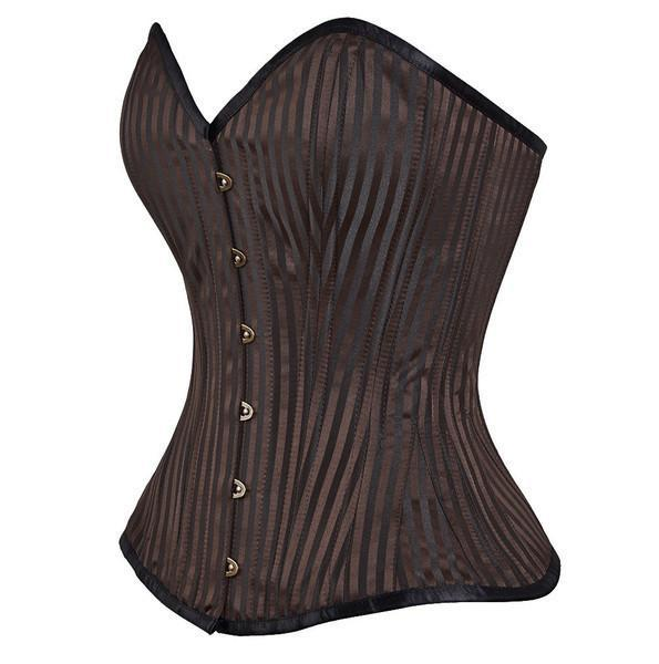 Luuka Brocade Waist Training Corset
