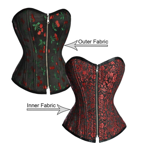 Eleanor Reversible Waist Training Corset