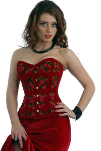 NaughtySmile Overbust Authentic Corset