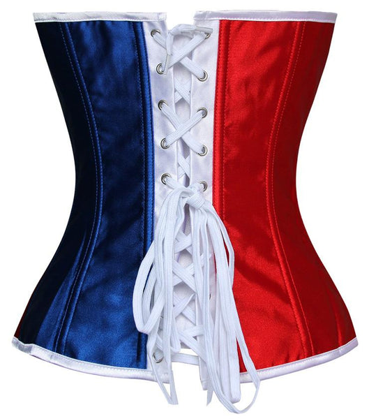 Corset Country Flag Organic France