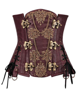 Corset Steampunk Couture Organic-Organic Corset Company-the largest corset supplier in the world