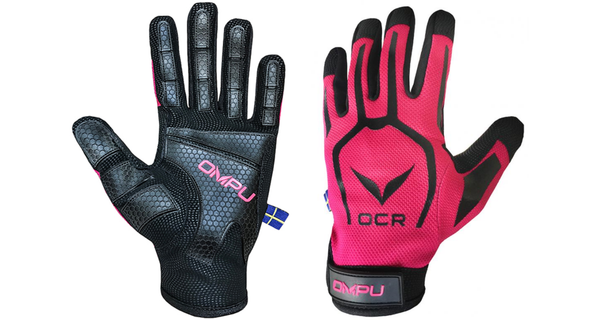 OCR & Outdoor Glove 2.0 - Warm Weather Glove (PINK/BLACK)