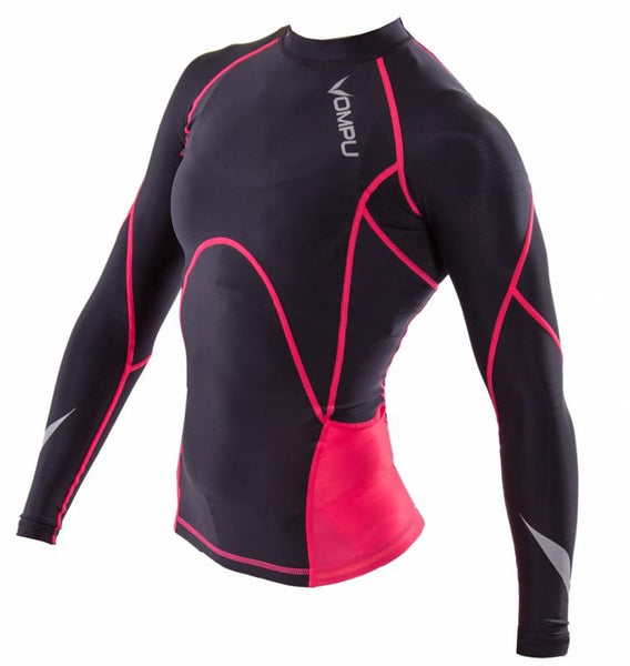 MULTISPORT COMPRESSION LONG SLEEVE SHIRT