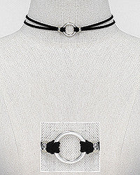 Tight Hold Choker - Necklace -  Talkeko Jewelry