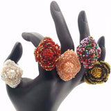 Love Me 2 Times Rings - Rings -  Talkeko Jewelry