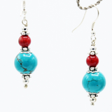 Lunar Ecplise on Edge - Earrings -  Talkeko Jewelry