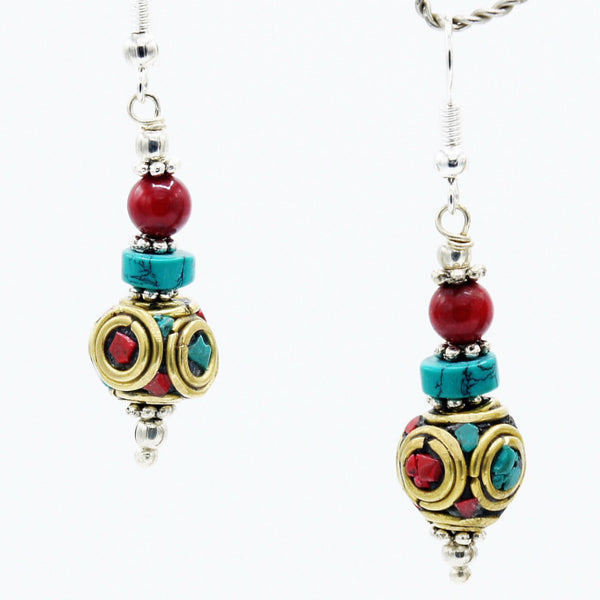 Princess Galore - Earrings -  Talkeko Jewelry
