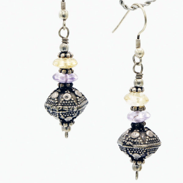 Alladin Magic Touch - Earrings -  Talkeko Jewelry