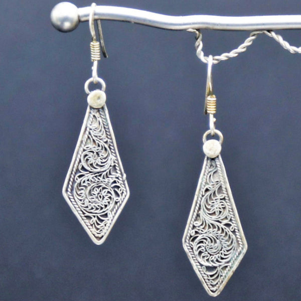 Carvings Unlimited - Earrings -  Talkeko Jewelry