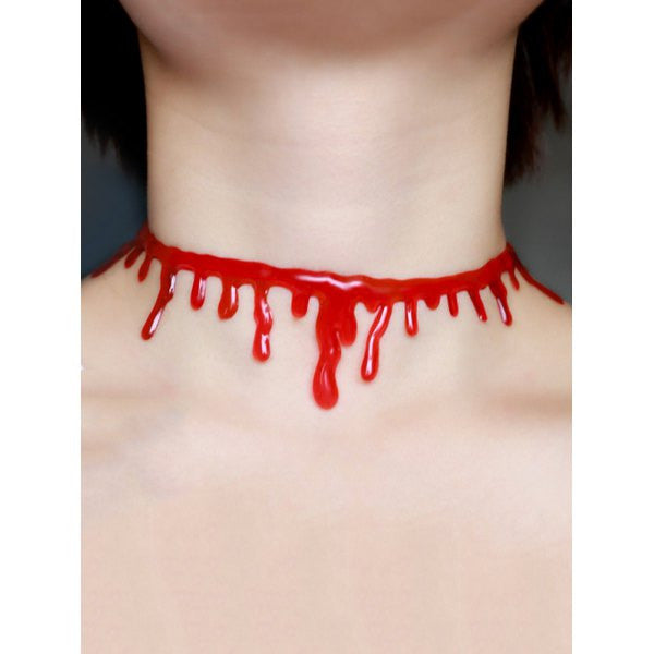 Halloween Choker - Choker -  Talkeko Jewelry