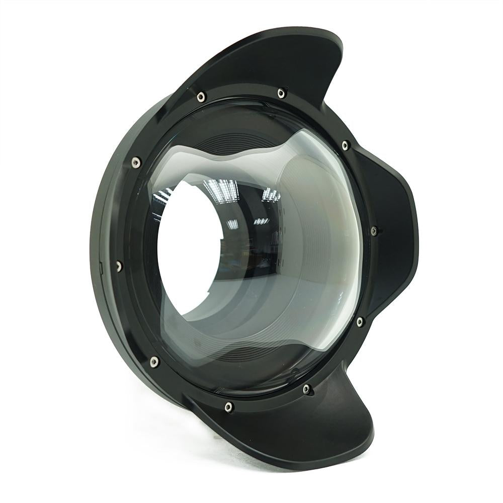 Wide Angle Dry Dome Port for A6xxx series Salted Line waterproof housing