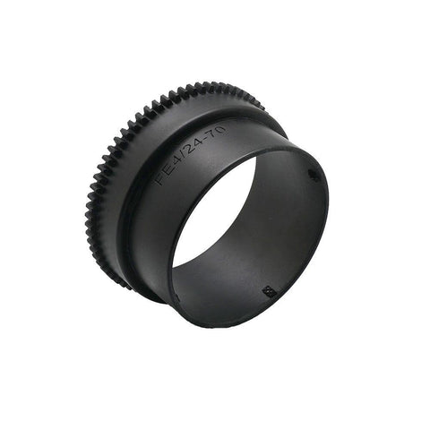 Zoom gear for Sony FE 24-70mm F4  lens