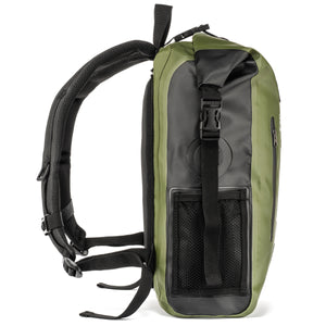 cor surf waterproof dry bag surf backpack with laptop sleeve chest strap