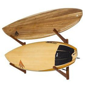Remove the center Arm and Display Two Surfboards