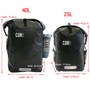 25L Waterproof Dry Backpack