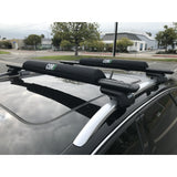 "Aero Rack Pads Two Sizes 28"" and 19"" - For Large Aero Bars"