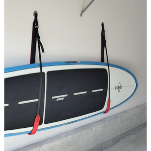paddleboard kayak storage mount indoor outdoor rack