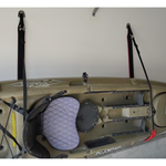 kayak storage mount indoor outdoor