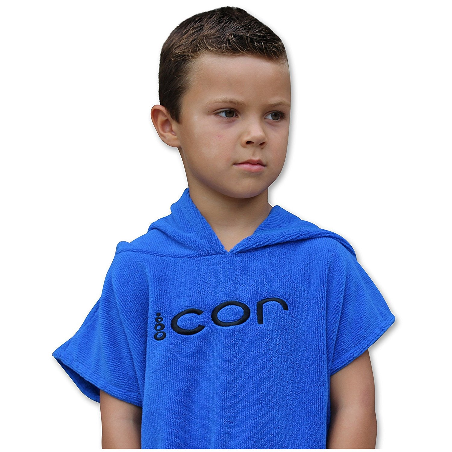 Kids Microfiber Changing Towel Poncho toddler