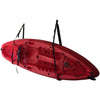 kayak storage wall mount indoor outdoor