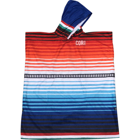 Adult Changing Poncho - Sarape