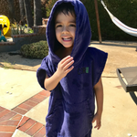 Kids Changing Poncho - Original
