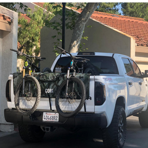 NEW! Truck Tailgate Pad for Bikes and Surf