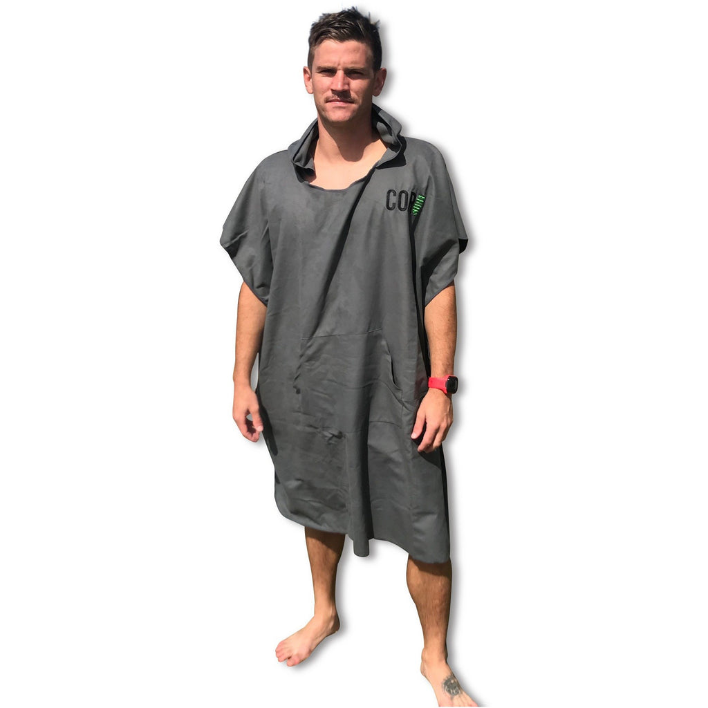NEW Micro-Suede Changing Towel - With Side Buttons for Easy Access (2 Sizes)