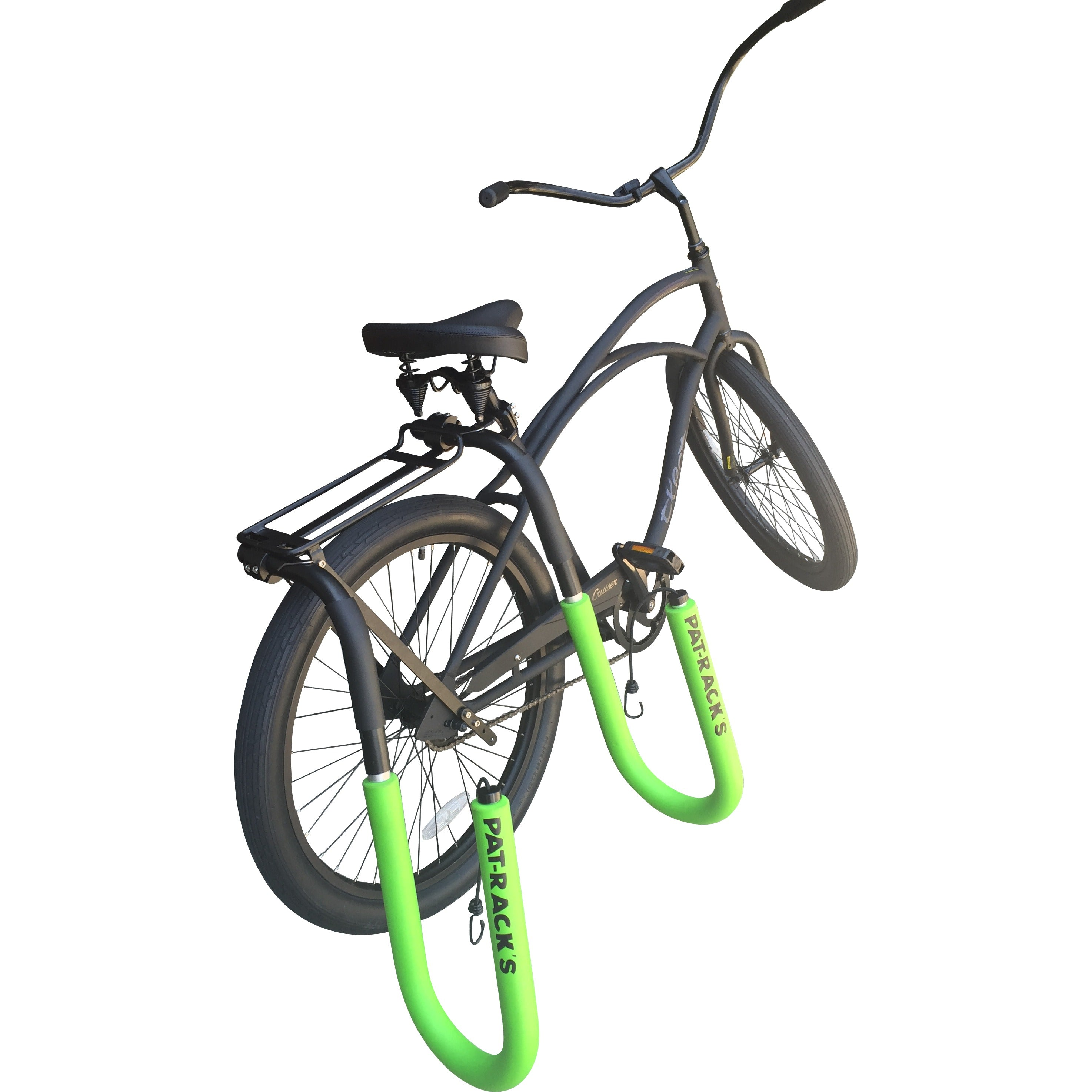 Bicycle Rack for Longboard or Surf SUP