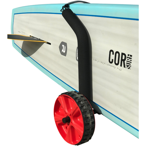 Adjustable Paddle Board Cart | Works with ANY Sized SUP