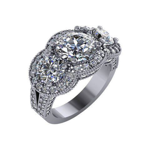 Victoria Engagement Ring