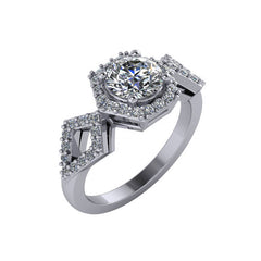 Avia Engagement Ring