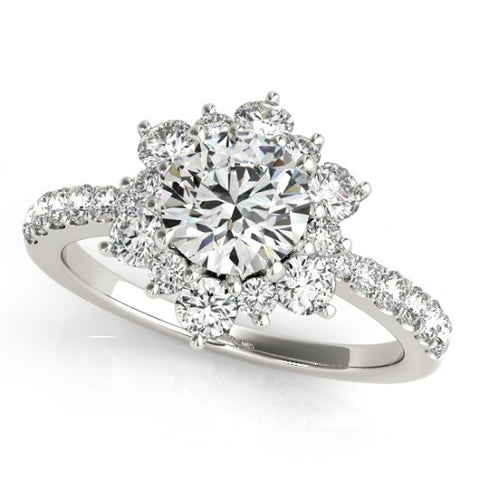Flora Engagement Ring