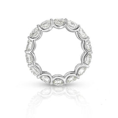 SCALLOPED DIAMOND ETERNITY BAND