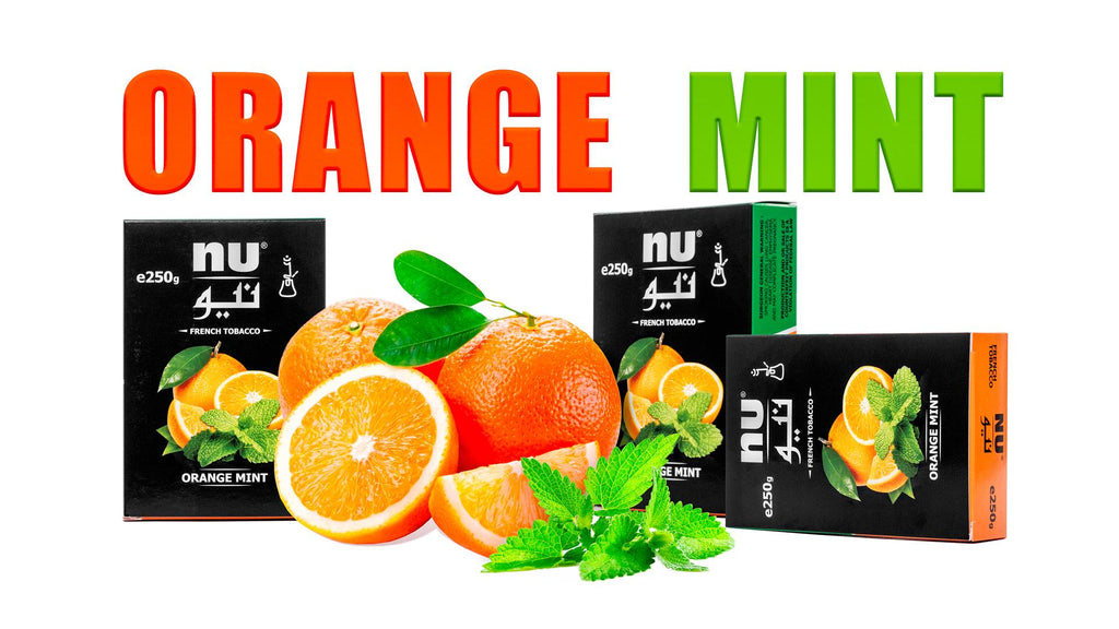 Orange Mint, the Tropical Citrus fruit that everyone loves