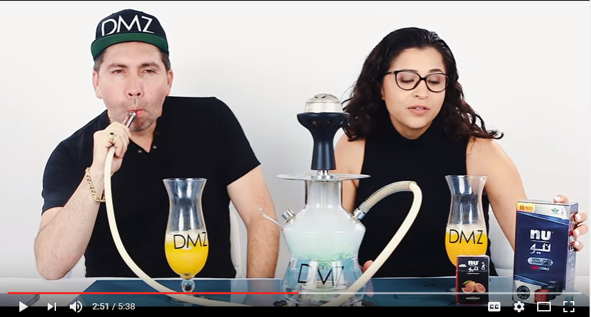 How to Avoid Hookah Sickness - DMZ Tv