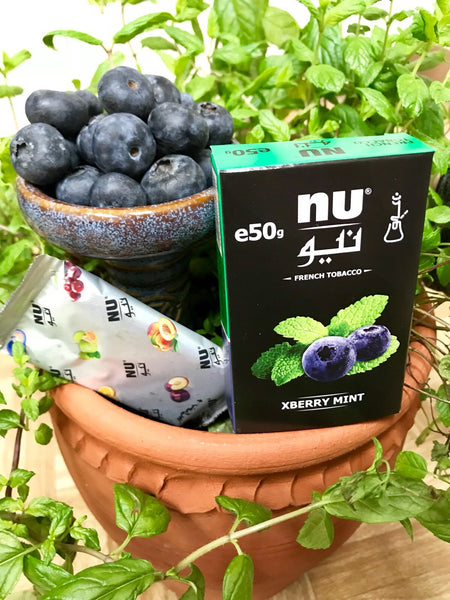 NU Xberry Mint