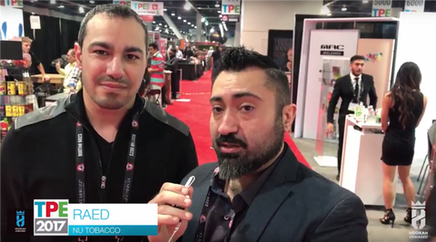 TPE 2017 video interview with Sarkis from hookahunbiased