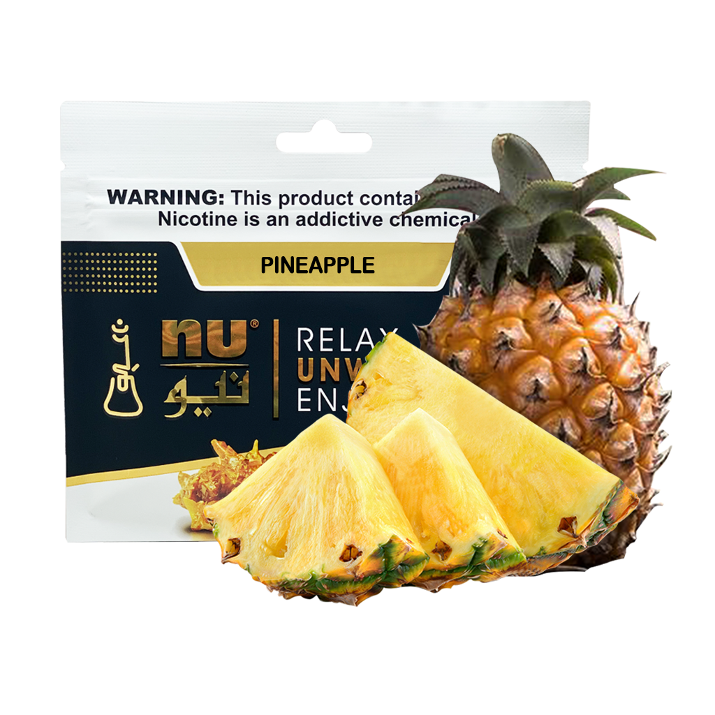 Nu Pineapple Pouch 100g