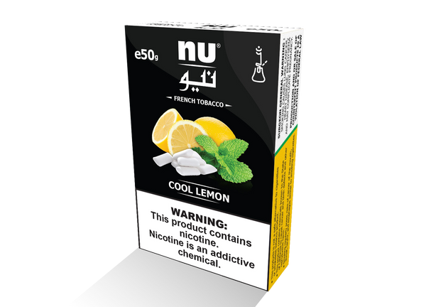 NU cool lemon 50g