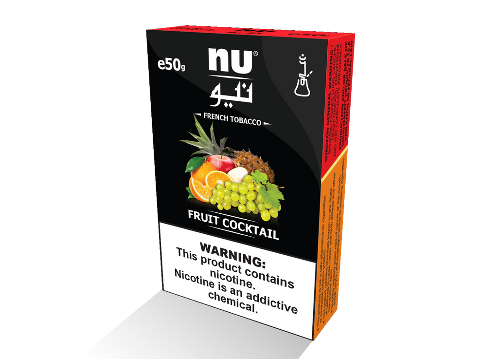 NU fruit cocktail 50g